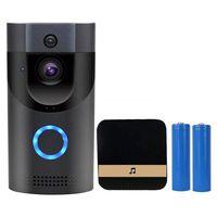 Intercomunicador de vídeo - câmera de porta Wifi 720p