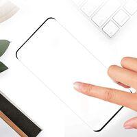 Protetor de tela de vidro temperado 3D para Huawei P40 Pro