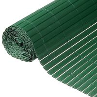 Nature Tela de jardim face dupla PVC 1,5x3m verde