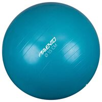 Avento Bola de fitness/ginásio 55 cm de diâmetro azul
