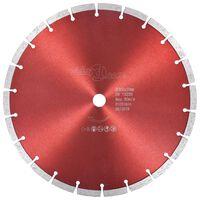 vidaXL Disco de corte de diamante aço 300 mm