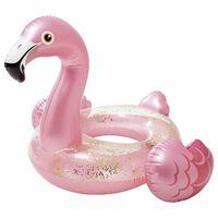 Tubo glitter flamingo