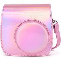Bolsa para câmera para Instax Mini 11 - rosa