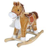 vidaXL Cavalo de baloiço