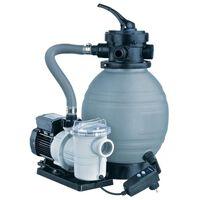 Ubbink Conjunto filtro de piscina 300 + bomba TP 25 7504641