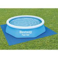 Bestway Flowclear Pano para chão de piscinas 274x 274 cm
