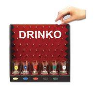 Jogo de festa Copo de bebida 5 cl - Vermelho