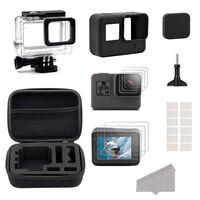 Kit de acessórios para GoPro Hero 5/6/7 incl. Bolsa