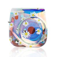Bolsa para câmera para Instax Mini 11 - floral