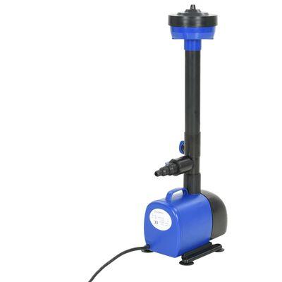 vidaXL Bomba para fonte 75 W 2600 L/h