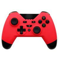 Controlador portátil para Nintendo Switch - sem fio - vermelho