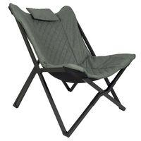 Bo-Camp Cadeira de descanso Molfat verde