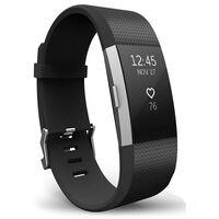 Pulseira para Fitbit Charge 2 - Preto - S