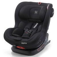 Babyauto Cadeira auto para bebé Biro Fix 360 0+1+2 preto