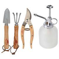 Esschert Design Conjunto de ferramentas de jardinagem GT47