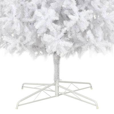 vidaXL Árvore de natal artificial 400 cm branco