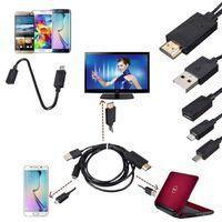 Adaptador Micro USB para HDMI
