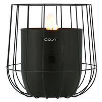 Cosi Lanterna a gás Cosiscoop Basket preto
