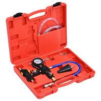 vidaXL kit de purga/recarga a vácuo sistema de refrigeração universal