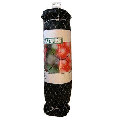 Nature Rede anti-pássaros Primo 10x4 m preto 6030406
