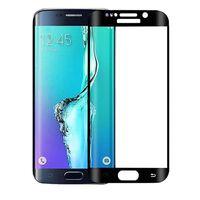 Protetor de tela para vidro temperado Samsung Galaxy S6 Edge - preto