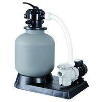 Ubbink Conjunto de filtro de piscina 400 + bomba TP 50 7504642