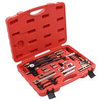 vidaXL Conjunto ferramentas para mola de válvula universal