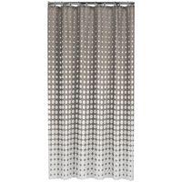 Sealskin Cortina duche Speckles 180 cm cinzento-acastanhado 233601367