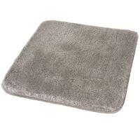 Kleine Wolke Tapete de banho Relax 55x65 cm cinzento