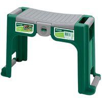Draper Tools Assento/apoio joelhos para jardim verde 76763