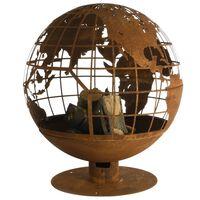 Esschert Design Braseira globo