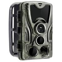 Câmera enguia sem fio 120 ° grande angular, 20MP 1080P - camuflagem