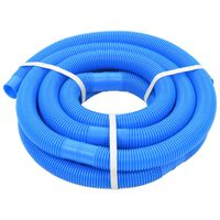 vidaXL Mangueira de piscina azul 32 mm 6,6 m