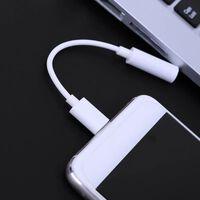 Adaptador USB-C para 3,5 mm