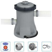 Bestway Flowclear Bomba de filtragem para piscina 1249 L/h