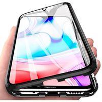 Capa móvel com protetor de tela integrado para Xiaomi F1 - preto