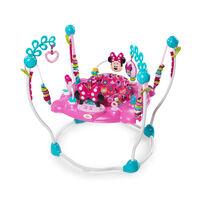 Disney Cadeira baloiço para bebé da Minnie Mouse, rosa, K10299