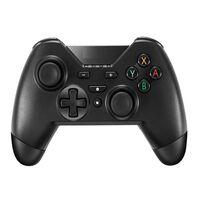 Controlador portátil para Nintendo Switch - sem fio - preto