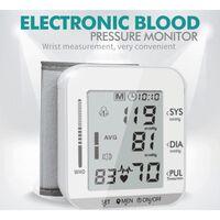 Monitor automático de pressão arterial - Branco