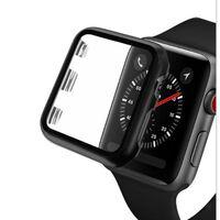 Capa protetora para Apple Watch 3/4/5, 42 mm - preto