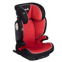 Safety 1st Cadeirinha para carro Road Fix Isofix 2+3 preto e vermelho