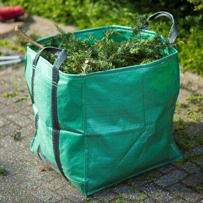 Nature Saco de lixo para jardim quadrado 252 L verde 6072405