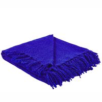 Manta Azul 140 X 164 Cm Arinik