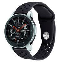 Pulseira para Samsung Galaxy Watch 46 mm - preto
