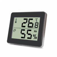 Mini Higrômetro / Termômetro Lcd - Mede Temperatura E Umidade