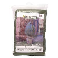 Nature Protetor de plantas contra geada 70 g/m² 2,5x3 m verde