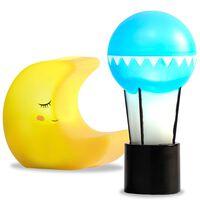 Lampset Moon + Balloon