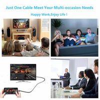 Cabo USB-C para HDMI 4K - 2 metros