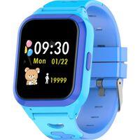 Smartwatch 2g Com Gps E Função Sos Blue