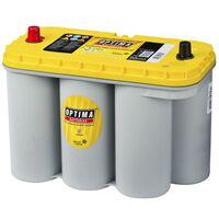 Optima bateria tampa amarelha 12 V 75 Ah YT S-5.5